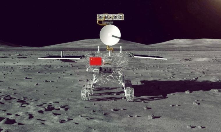 Mysterious Minerals have Been Found on the Moon Surface by China's Rover